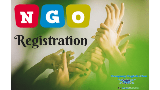 Registration of NGO