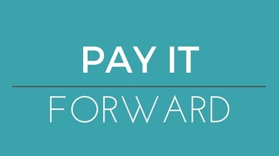 Pay It Forward - The Sales Nation Programme from Company Shortcuts