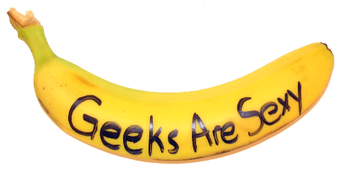Les geeks sont sexy