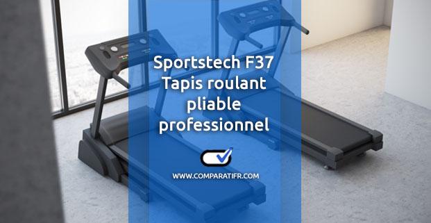 avis sur sportstech f37 2021 tapis