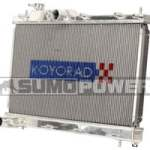 KOYORAD COMPETITION RADIATOR MITSUBISHI EVO 4-6 53MM CORE