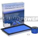 Cosworth Subaru Impreza 93-07 Oil & Air Filter Service Pack