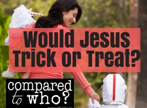 Would Jesus participate in Halloween? Christian perspective on Halloween and trick or treating.