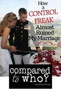 control freak ruined my marriage
