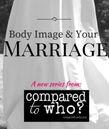 body image and marriage graphic