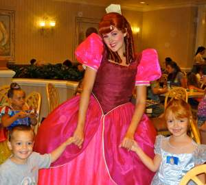 Step Sister Cinderella
