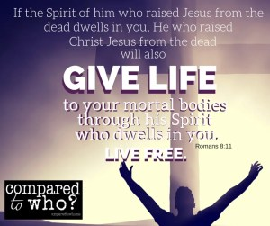 Easter Romans Verse