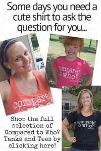 best body image t-shirts and tank tops are from Compared to Who