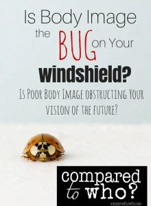 Is Body Image the Bug on Your Windshield