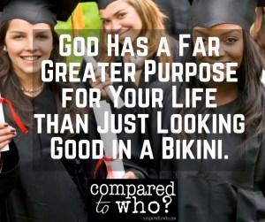 Graduation Greater Purpose Image