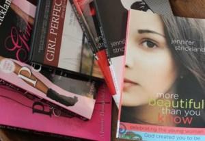 Jennifer Stricklands books
