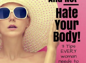 try on swimsuit without hating body