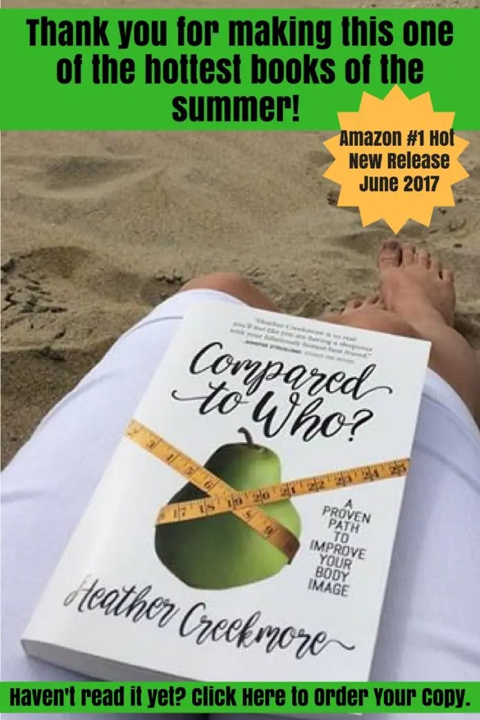 Thank you for making Compared to Who one of the hottest books of the summer!