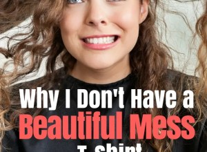 Here's why I don't have a beautiful mess t-shirt!