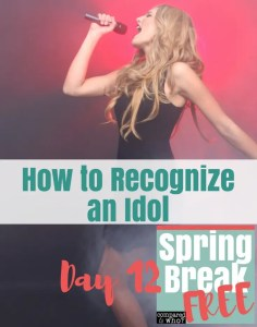 Day 12 Spring Break Free Body Image Idols