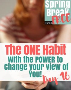 this one habit will change your body image