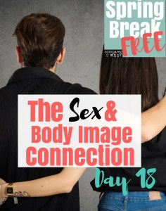 Is there a connection between sex and body image