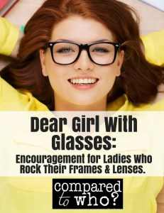 Dear Girl with Glasses