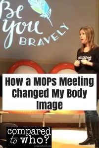 Mops speaker changed body image