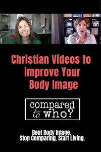 Christian videos to improve body image with author and expert Heather Creekmore