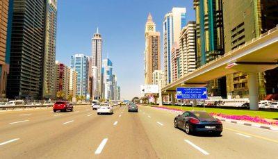 Dubai Main Street