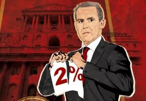 Raport inflacyjny Carneya już dzisiaj!