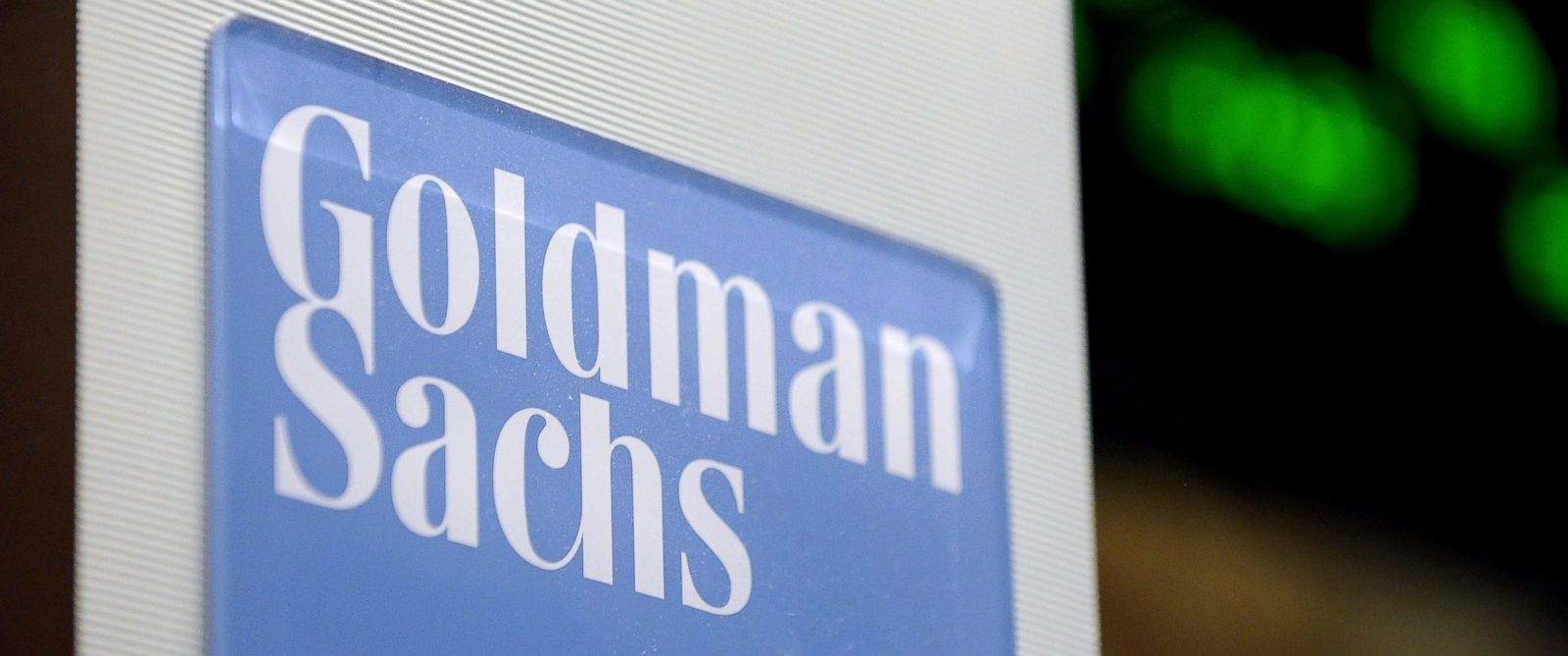 Image result for Goldman Sachs, sign, photos