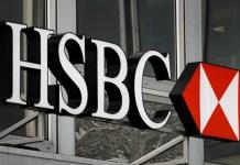 Logo banku HSBC