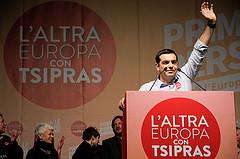 Grecki premier - Alexis Tsipras / Flickr.com