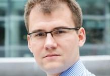 Radosław Chodkowski, autor bloga finansowego Humanista na Giełdzie