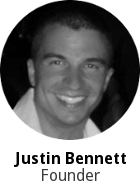 Twarz Justina Bennetta