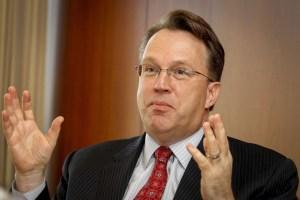 John Williams, członek Fed   źródło: www.bloomberg.com