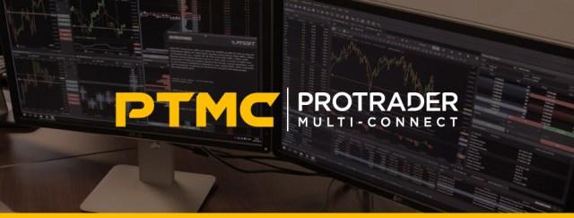 Protrader umożliwia handel na rachunkach u brokera FXCM