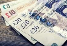 banknoty funta (GBO)
