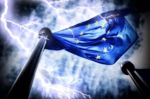 UE, flaga, europa, comparic