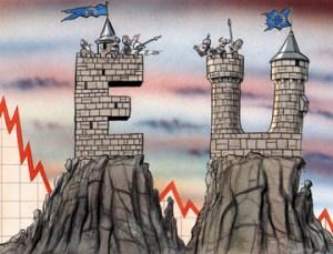 Europejski zamek z piasku coraz bliższy zawalenia?
