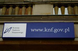 Komisja Nadzoru Finansowego (KNF)
