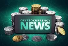 telefon z napisem cryptocurrency news