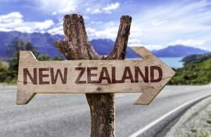 Kurs dolara nowozelandzkiego (NZD/USD) zawrócił w strefie oporu 0,7265-0,7315