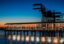 Stacja wydobywcza ropy