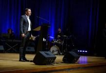 Omar Arnaout podczas Invest Cuffs 2019