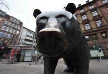 Niedźwiedź z Frankfurtu