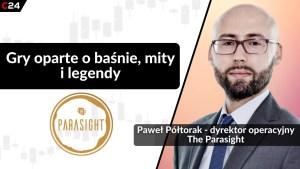 The Parasight celuje w nową jakość segmentu AA+ Premium Indie. Rozmowa z Pawłem Półtorakiem