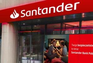 Santander Bank Polska znalazł się w gronie spółek najsilniej zwyżkujących