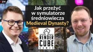 Render Cube zmierza na NewConnect na fali sukcesy Medieval Dynasty. Rozmowa z prezesem spółki