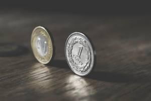 Złotówka i dwa złote