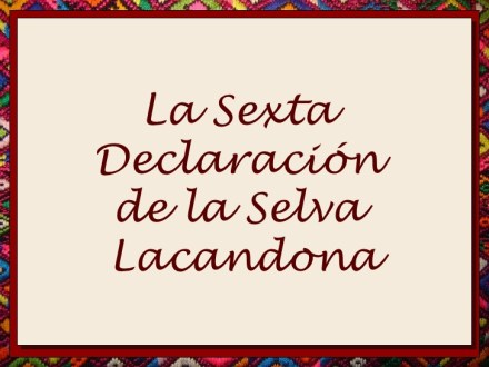 Thumbnail for CONOCE LA SEXTA