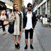 Street Style Sunday in Brick Lane East London part 1