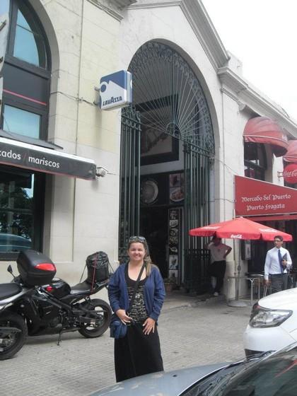 Mercado de Montevidéu