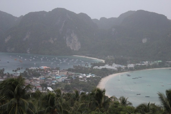 Koh Phi Phi do View Point